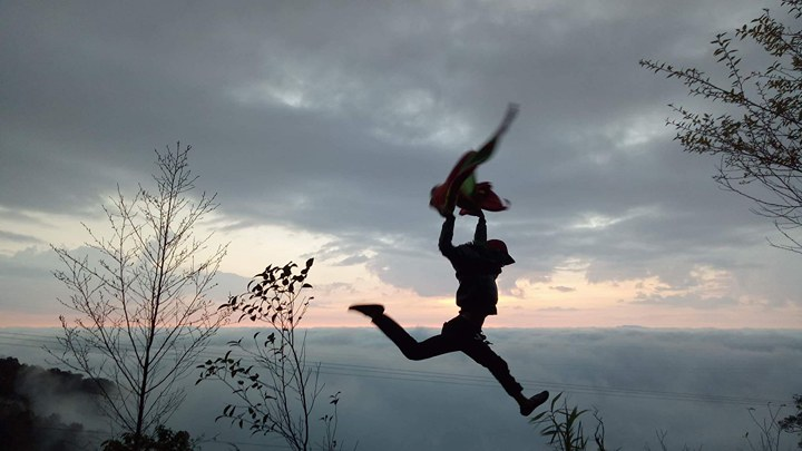 Săn mây ở Đỉnh Quế - Sa Pa miền Trung giữa lòng Quảng Nam
