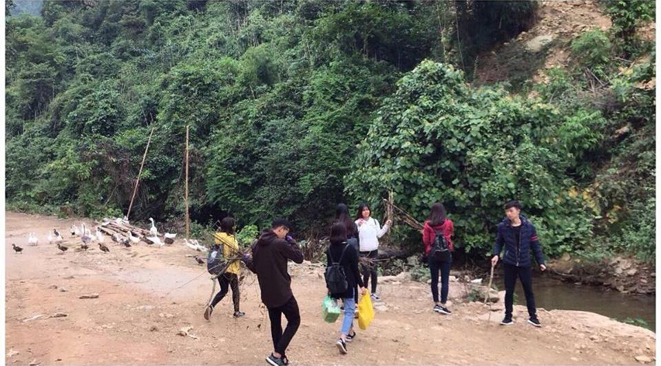 Hang Dơi - địa điểm bị lãng quên ngay sát Hà Nội