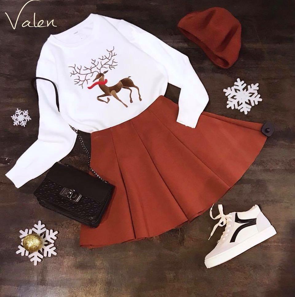 Giáng Sinh và 5 mẫu áo len tuyệt đẹp bạn nên thử ngay bây giờ