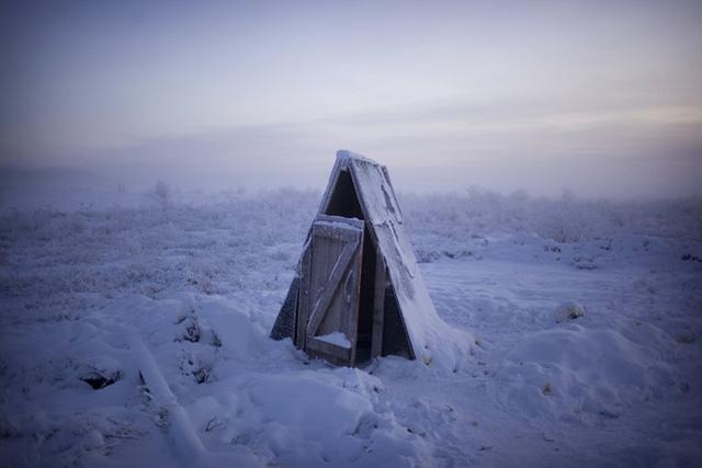 Cái lạnh Hà Nội đã là gì so với thành phố lạnh nhất hành tinh này!