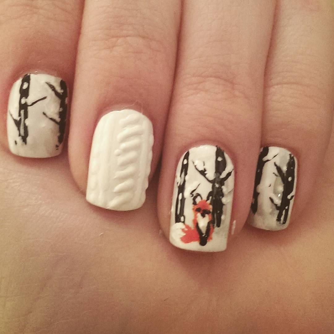 10 mẫu nail ấn tượng bạn có thể thử ngay dịp Giáng Sinh này