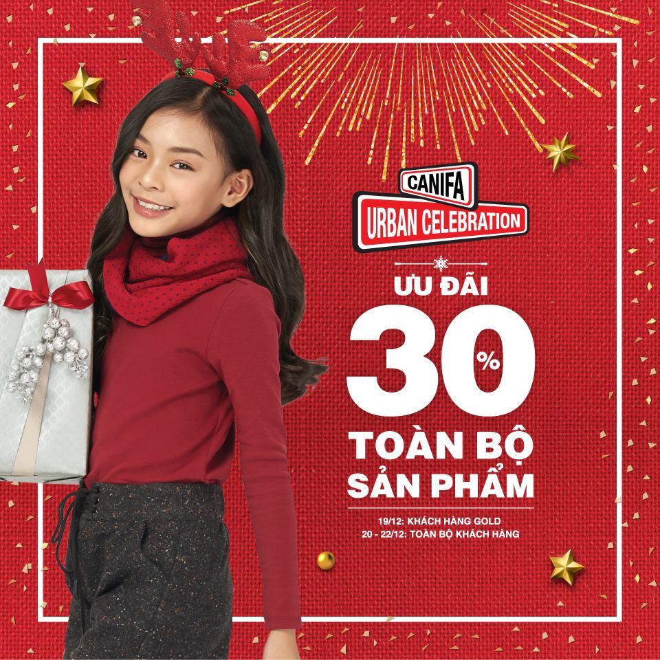 Không chỉ Zara hay H&M, các thương hiệu thời trang Việt cũng nhập cuộc đua sale khủng cuối năm