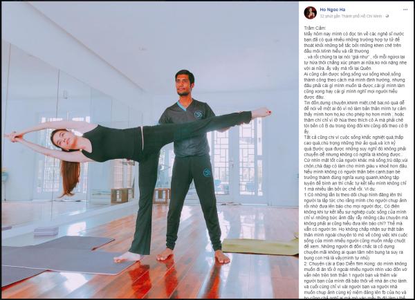 Hồ Ngọc Hà dằn mặt anti fan, thừa nhận từng muốn tự kết liệu mình nếu không có người thân bên cạnh