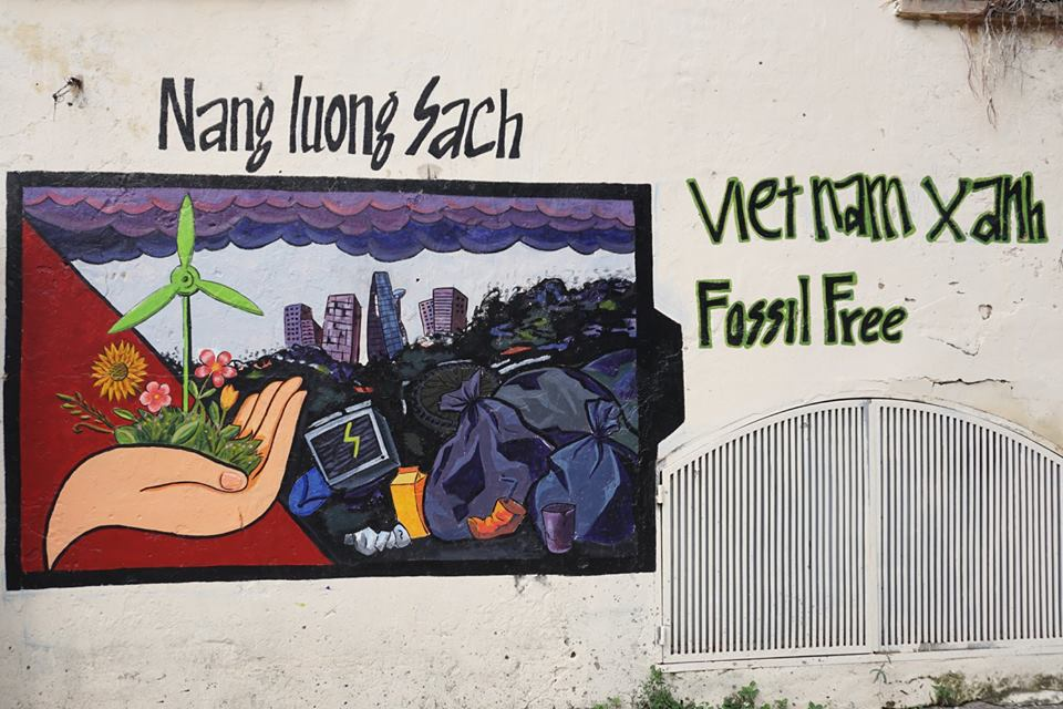 Tranh tường hẻm: Diện mạo của Sài Gòn tươi mới như thế nào trong năm 2030