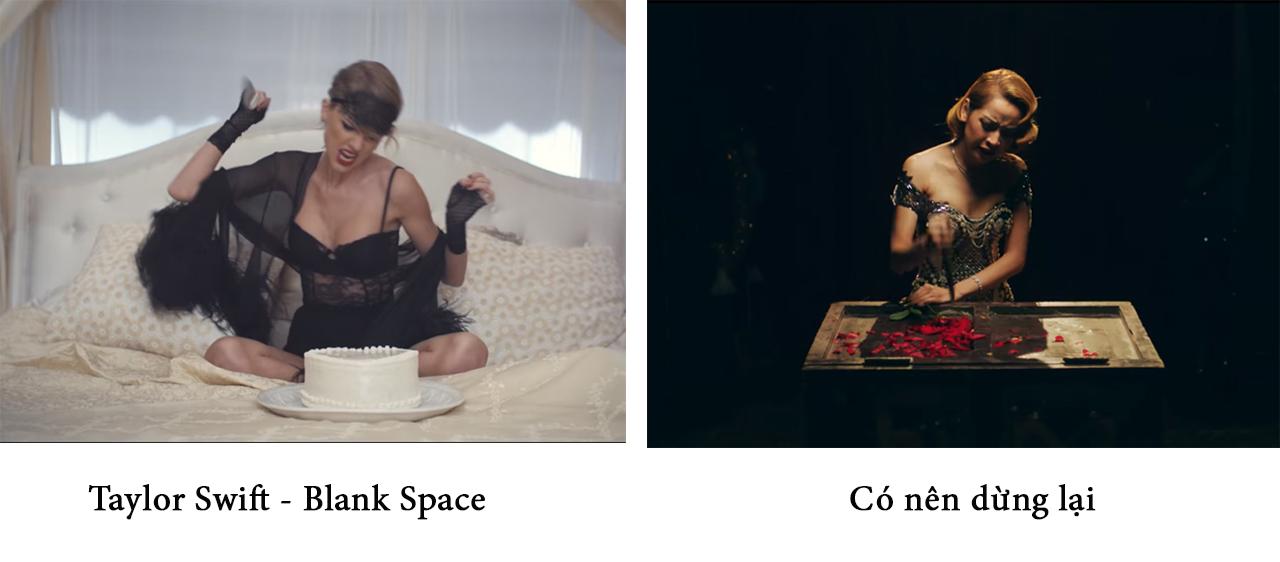 MV mới Talk To Me của Chi Pu bị tố đạo nhái ý tưởng từ Taylor Swift