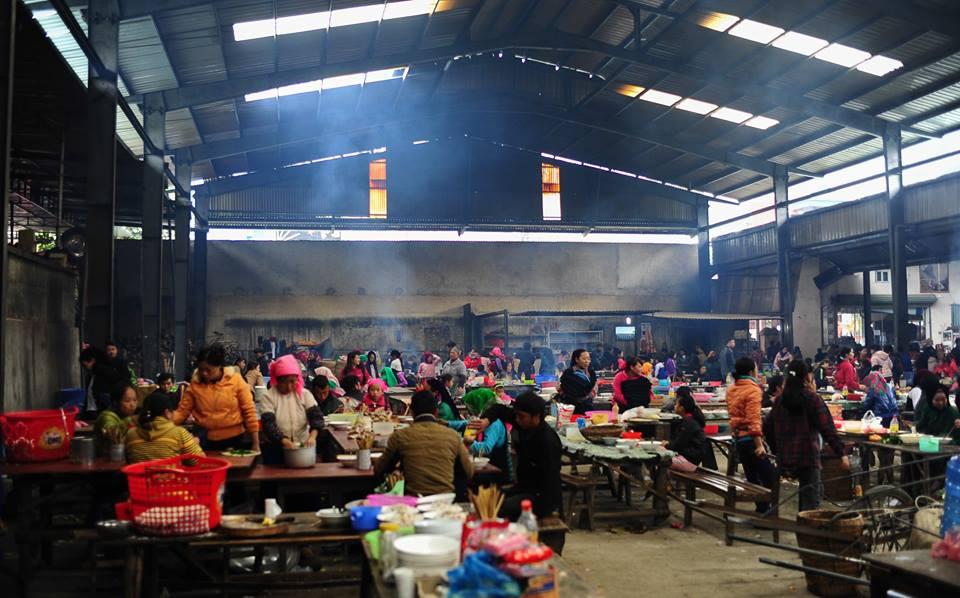 Chợ phiên Mèo Vạc - nơi niềm vui đến từ những điều bình dị nhất