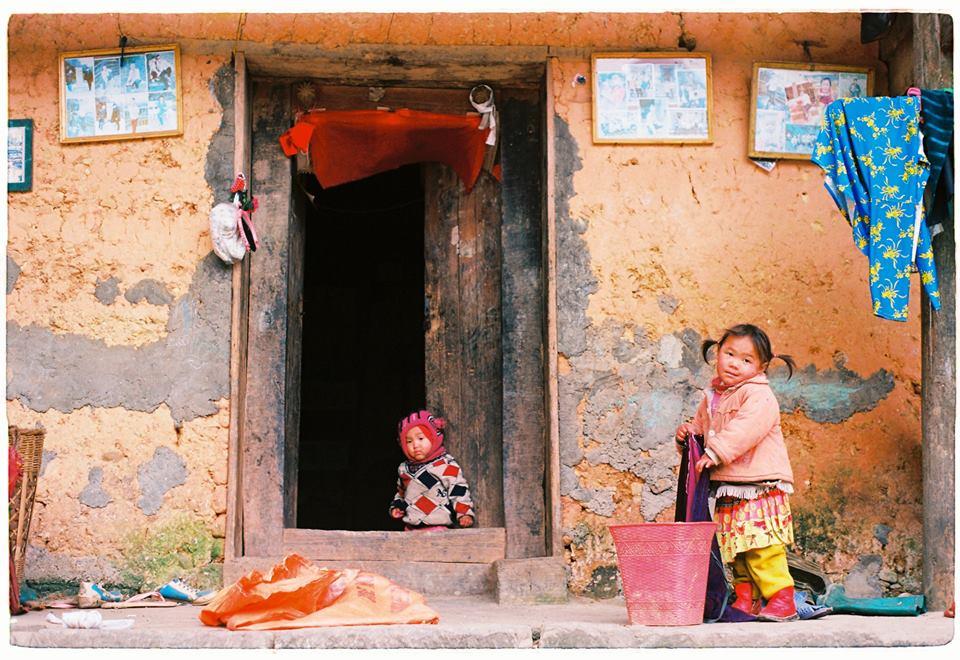 Chùm ảnh: Cuộc sống mộc mạc đến nao lòng trên cao nguyên Hà Giang