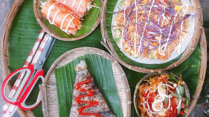 Món ăn vặt lạ lùng chỉ có ở Sài Gòn
