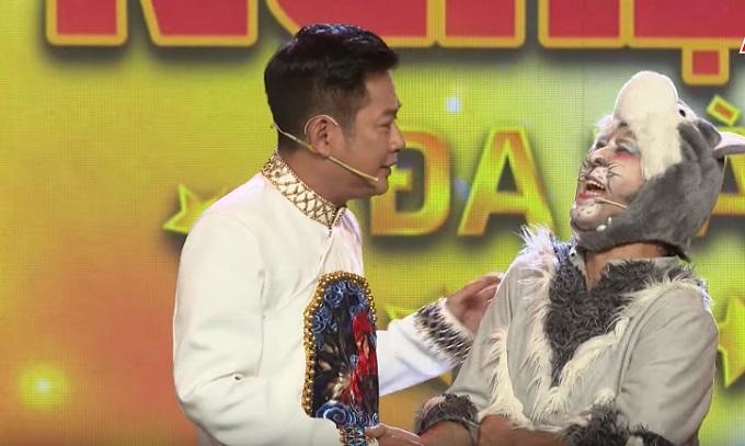 Nghệ Sĩ Đa Tài tập 6 mùa 2: Tấn Beo chúc Bạch Long sau chương trình sẽ có vợ