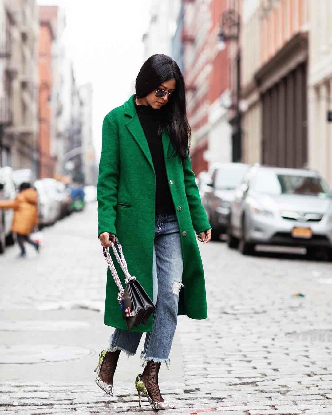 Ngắm street style đơn giản nhưng đẹp mắt của các blogger tuần này