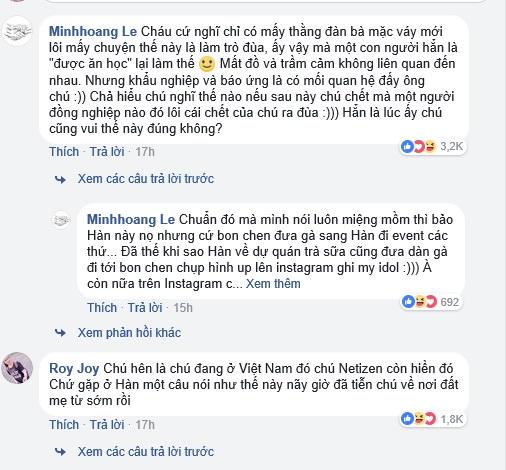 Vũ Khắc Tiệp bị cộng đồng fan Kpop chỉ trích vì xin lỗi thiếu chân thành sau sự cố vạ miệng vụ sao Hàn tự tử