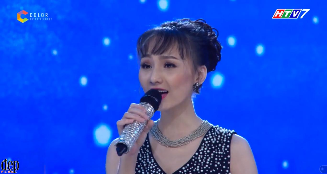 Giọng ải giọng ai mùa 2 tập 12: Hoảng hồn với giọng hát của cô gái xinh như thần tiên tỷ tỷ