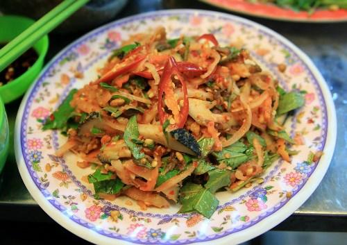 Những món gỏi để lại dấu ấn Bình Thuận trong lòng thực khách