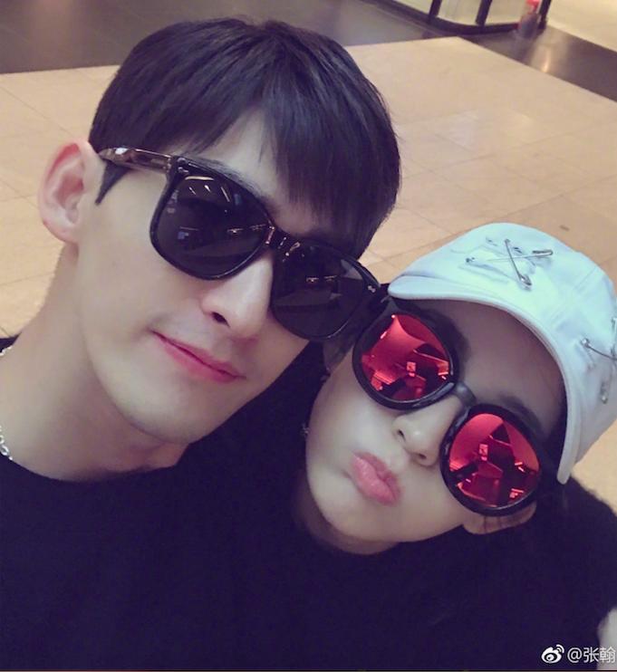 Cặp đôi vàng của showbiz xứ Trung Trương Hàn - Cổ Lực Na Trát đường ai nấy đi sau 3 năm mặn nồng