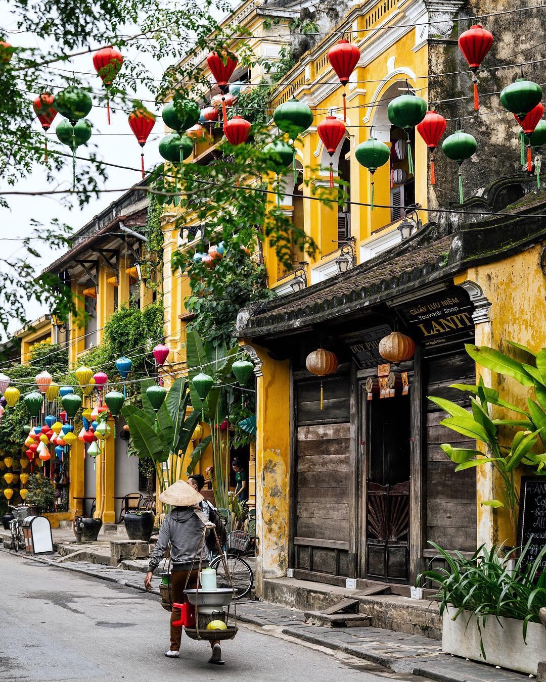 Hội An và Huế lọt top 12 thành phố châu Á nhất định phải đến một lần trong đời