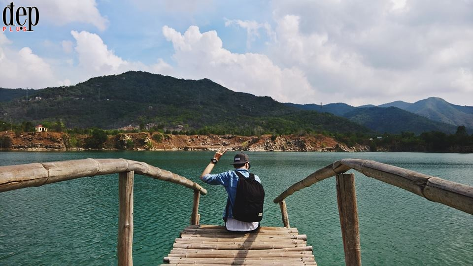 Hồ Đá Xanh - địa điểm nhất định không được bỏ lỡ khi du hí Vũng Tàu trong Tết Dương lịch