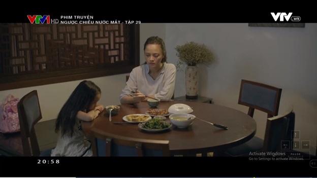Ngược chiều nước mắt Tập 29: Mai (Phương Oanh) đau đớn đồng ý ly hôn khi bị Sơn (Hà Việt Dũng) gọi điện chửi bới