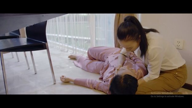 Ngược chiều nước mắt tập 30: Bà Lâm (NSND Lan Hương) bàng hoàng khi biết cái thai trong bụng con gái là của Hiệp