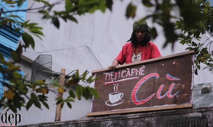 Cà phê Cù - tiệm cà phê độc nhất vô nhị của kẻ từng bị gọi là 'thằng khùng' vì sở thích sưu tầm đồ cũ