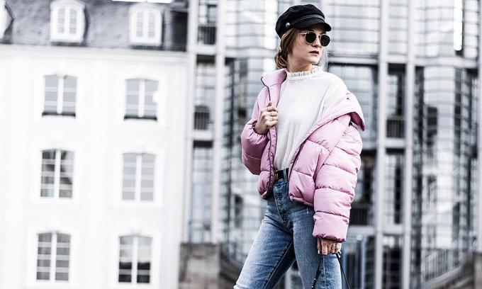 Miền Bắc rét đậm nhất từ đầu đông, áo phao trở thành item 'phải có mới dám ra đường'