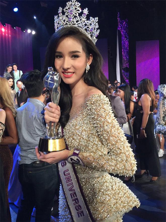 Người đẹp Thái Lan khiến Hương Giang Idol phải dè chừng tại Hoa hậu chuyển giới thế giới 2018