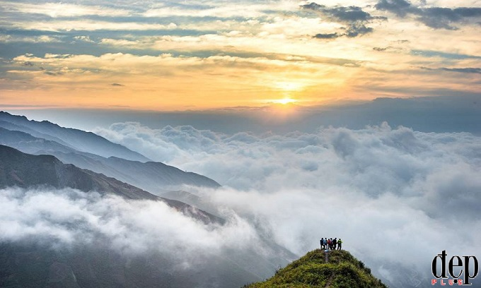 Kinh nghiệm quý báu đảm bảo 'săn mây' thành công cho các phượt thủ