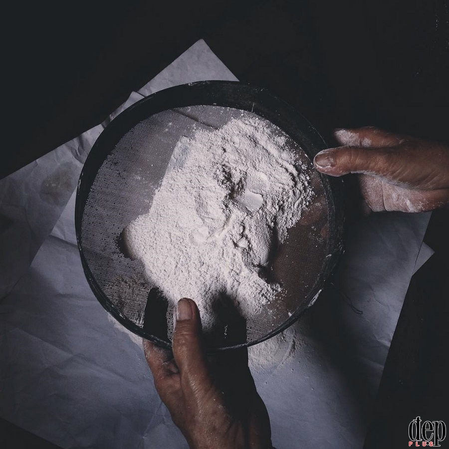 Bánh thuẫn - món bánh không thể thiếu trong mâm cỗ Tết của người miền Trung