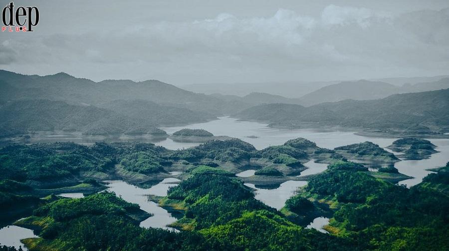 Khám phá hồ Tà Đùng - Vịnh Hạ Long giữa lòng Tây Nguyên