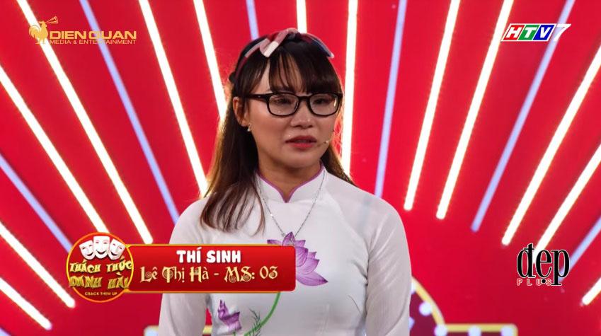 Thách thức danh hài Mùa 4 Tập 11: Trấn Thành, Trường Giang hết hồn trước màn giao bánh pía của 2 nữ thí sinh