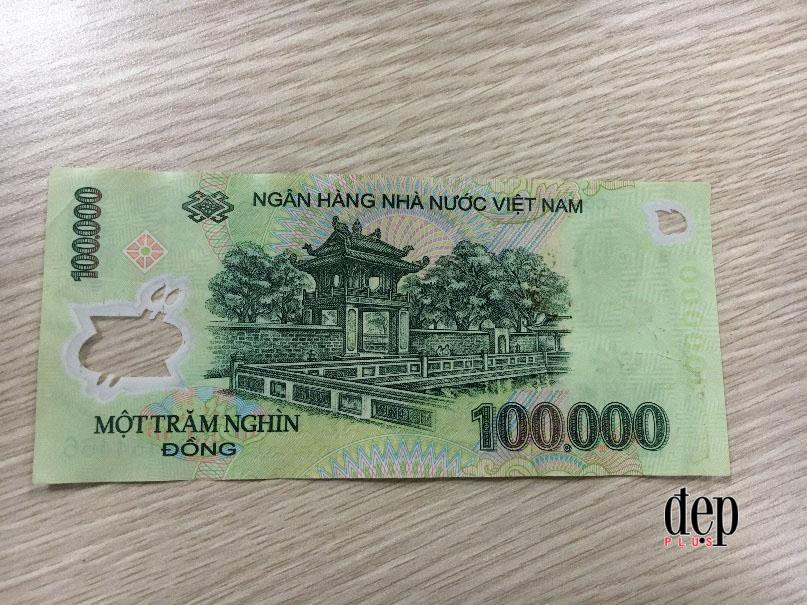 Du lịch vòng quanh Việt Nam qua tiền lì xì ngày Tết