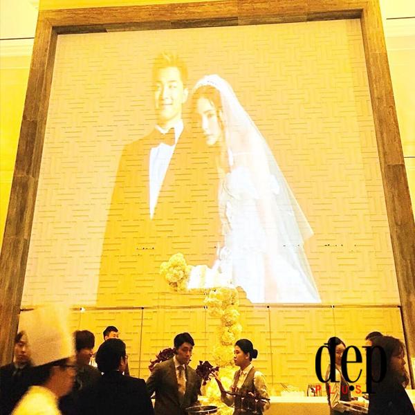 Những hình ảnh nóng nhất từ tiệc cưới Taeyang Big Bang