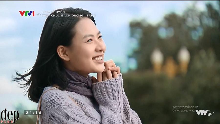 Tình khúc Bạch Dương tập 3: Quang (Bình An)xuất hiện lúc Vân (Hồng Loan) đang khóc vì nhớ nhà