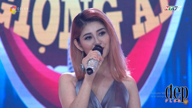 Giọng ải giọng ai Mùa 2 Tập 18: Nữ DJ nóng bỏng hát như tra tấn vẫn được cổ vũ nhiệt liệt