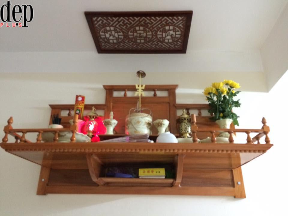 Lau dọn bàn thờ đúng cách để tránh tán lộc, hao tài ngày Tết