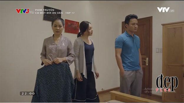 Cả một đời ân oán tập 17: Dù đã về làm vợ Phong, Diệu vẫn không có được tình yêu của chồng