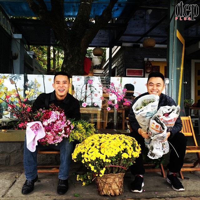 Chợ hoa Quảng Bá ngày cận Tết: Không chỉ đơn thuần là chợ hoa...
