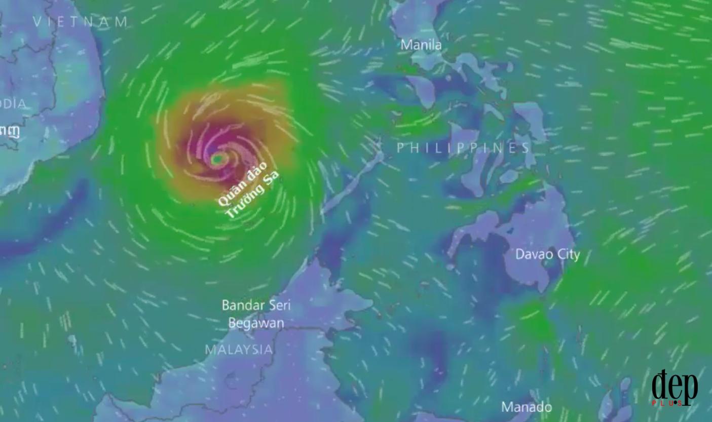 Dự báo thời tiết Tết 2018: Nguy cơ xuất hiện áp thấp nhiệt đới những ngày giáp Tết