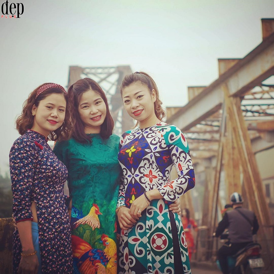 10 địa điểm chụp ảnh Tết Nguyên đán Mậu Tuất đẹp nhất Hà Nội (phần 1)