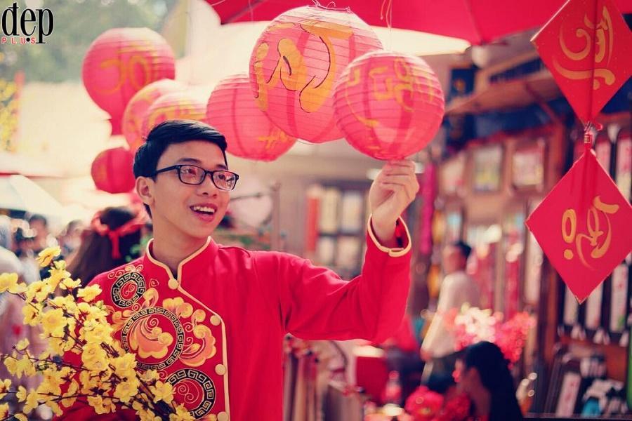 Đi đâu Sài Gòn để có bộ hình Tết Nguyên đán đẹp nhất?
