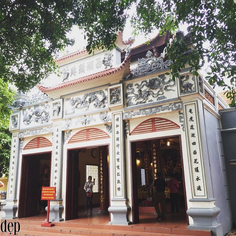 4 địa điểm đi lễ đầu năm linh thiêng ở Hà Nội