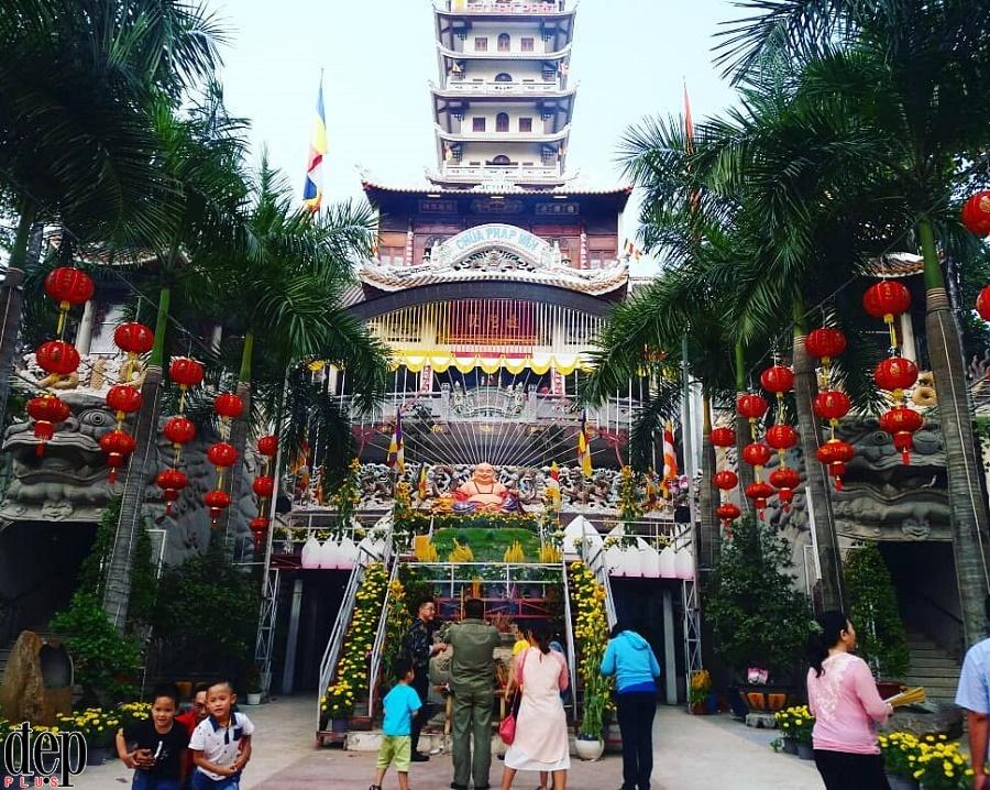 Tất tần tật kinh nghiệm đi chùa cầu an đầu năm