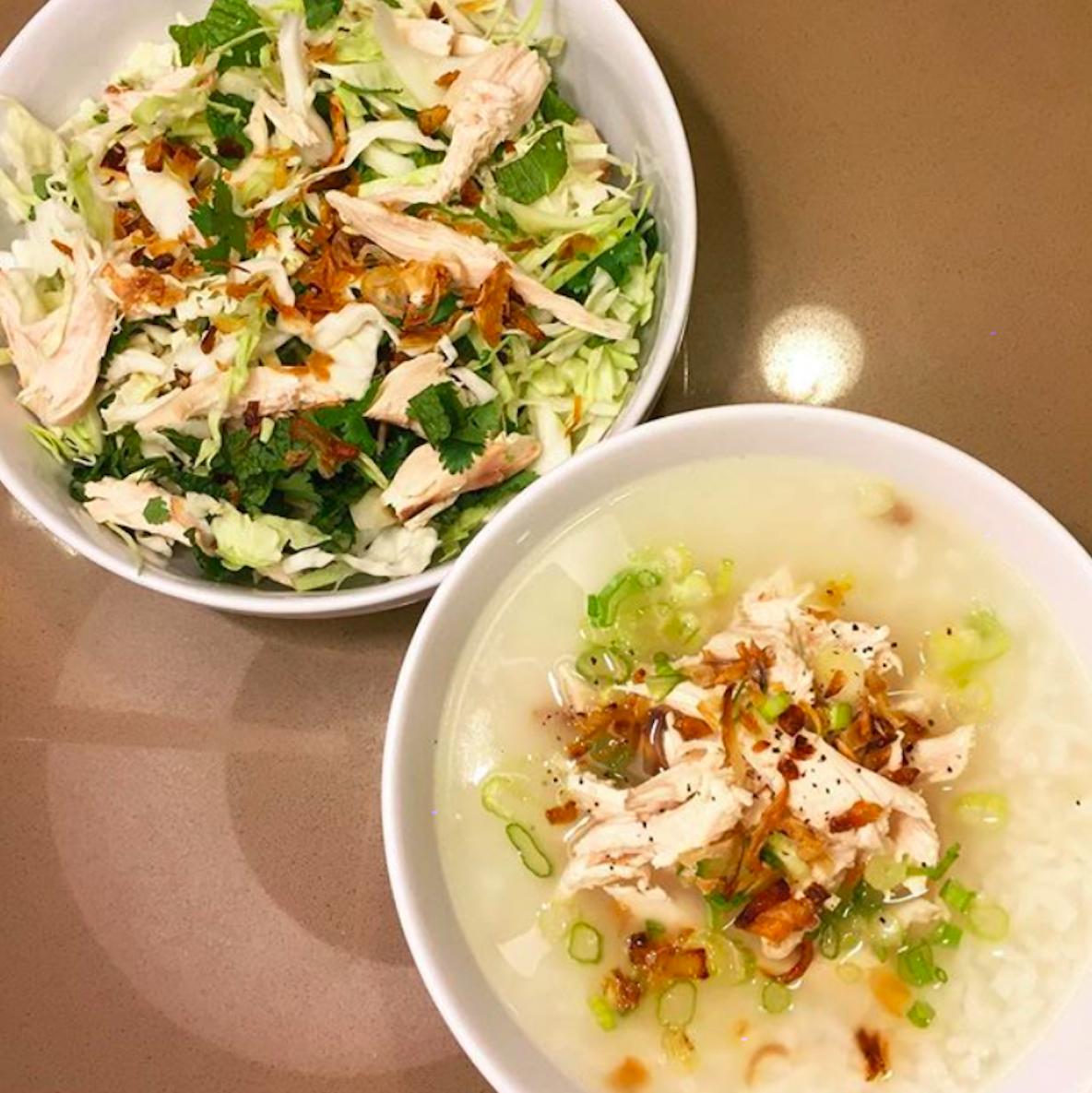 Gợi ý hai món ăn ngon với thịt gà thừa ngày Tết