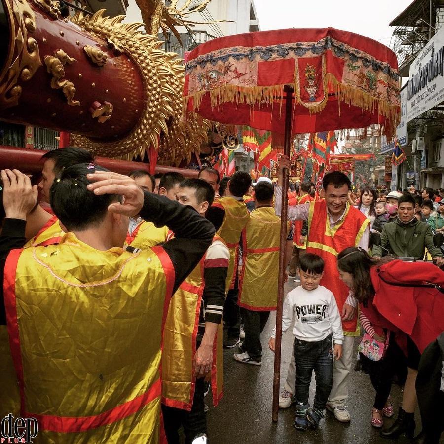Đừng bỏ lỡ 12 lễ hội nổi tiếng nhất miền Bắc dịp đầu năm (phần 1)