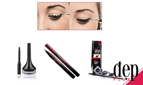 Các bước đơn giản giúp kẻ eyeliner siêu đẹp cho nàng mới bắt đầu