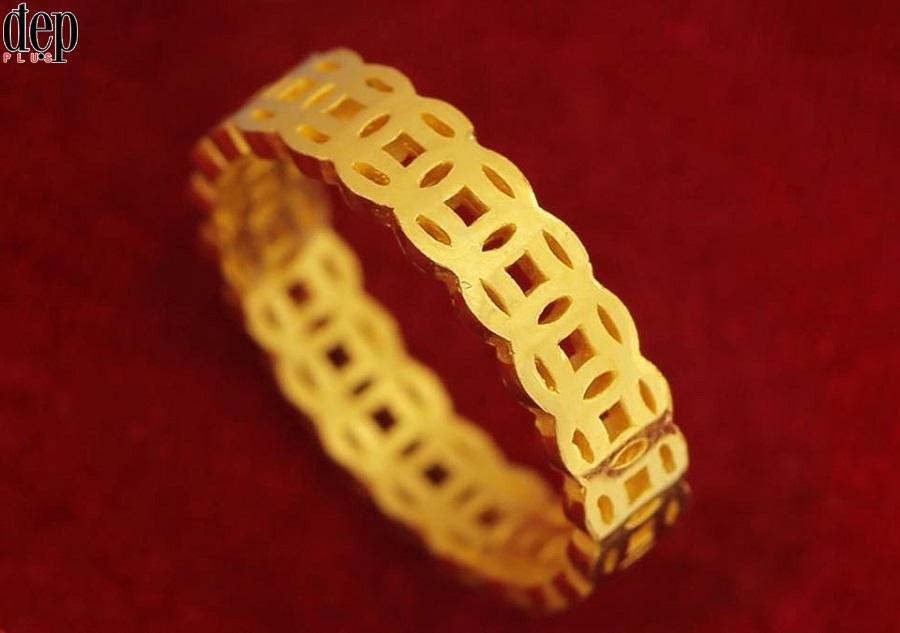 Giá vàng 23/2: Vàng tăng giá mạnh trở lại để đón vía Thần tài