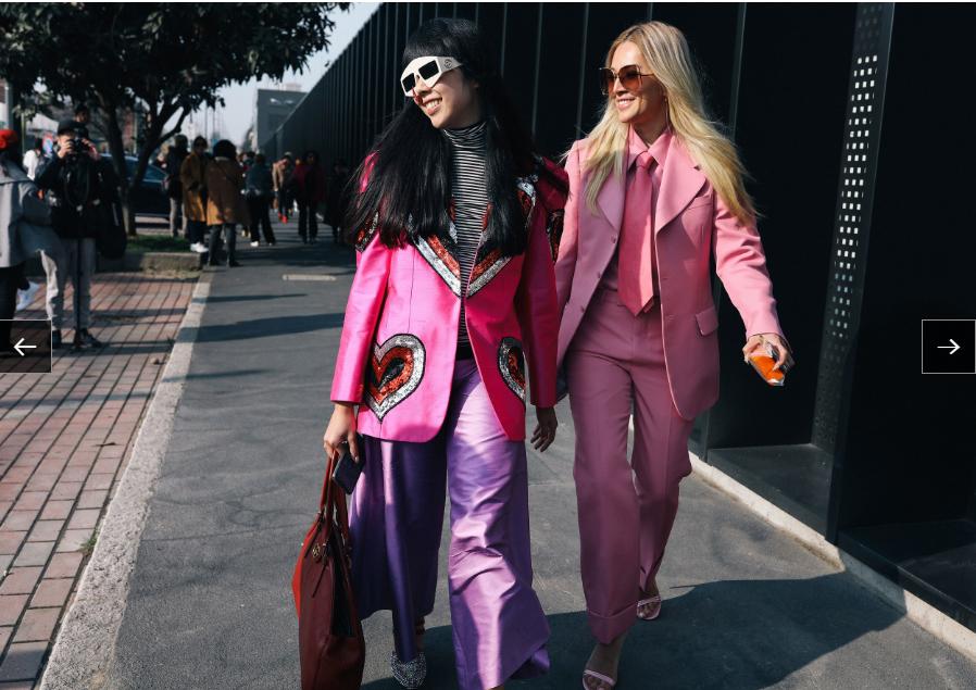 Những khoảnh khắc street style tuyệt đẹp tại Milan FW Fall 2018