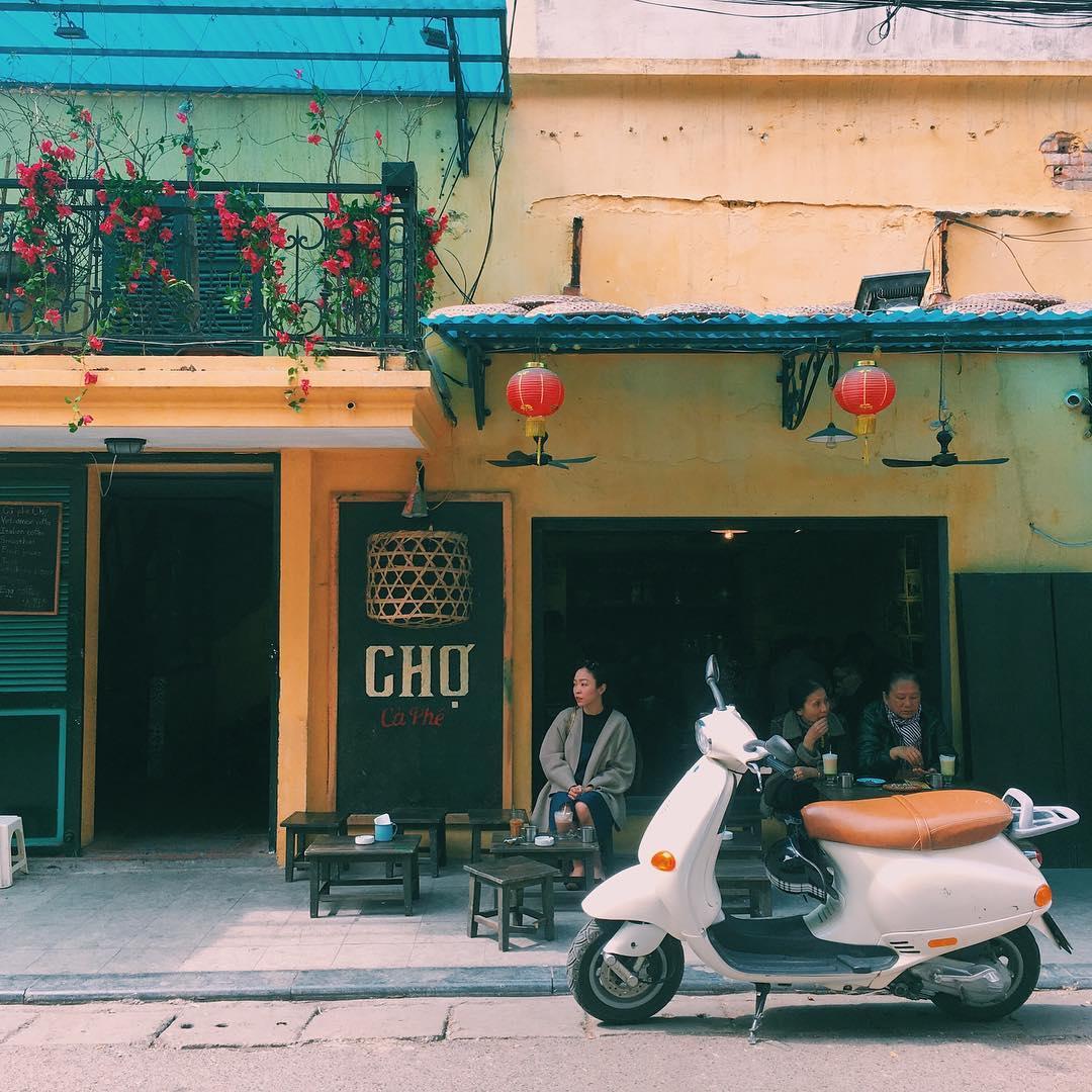 Hà Nội: 4 địa điểm chụp hình cũ rích nhưng chất lừ cho năm mới hoài niệm