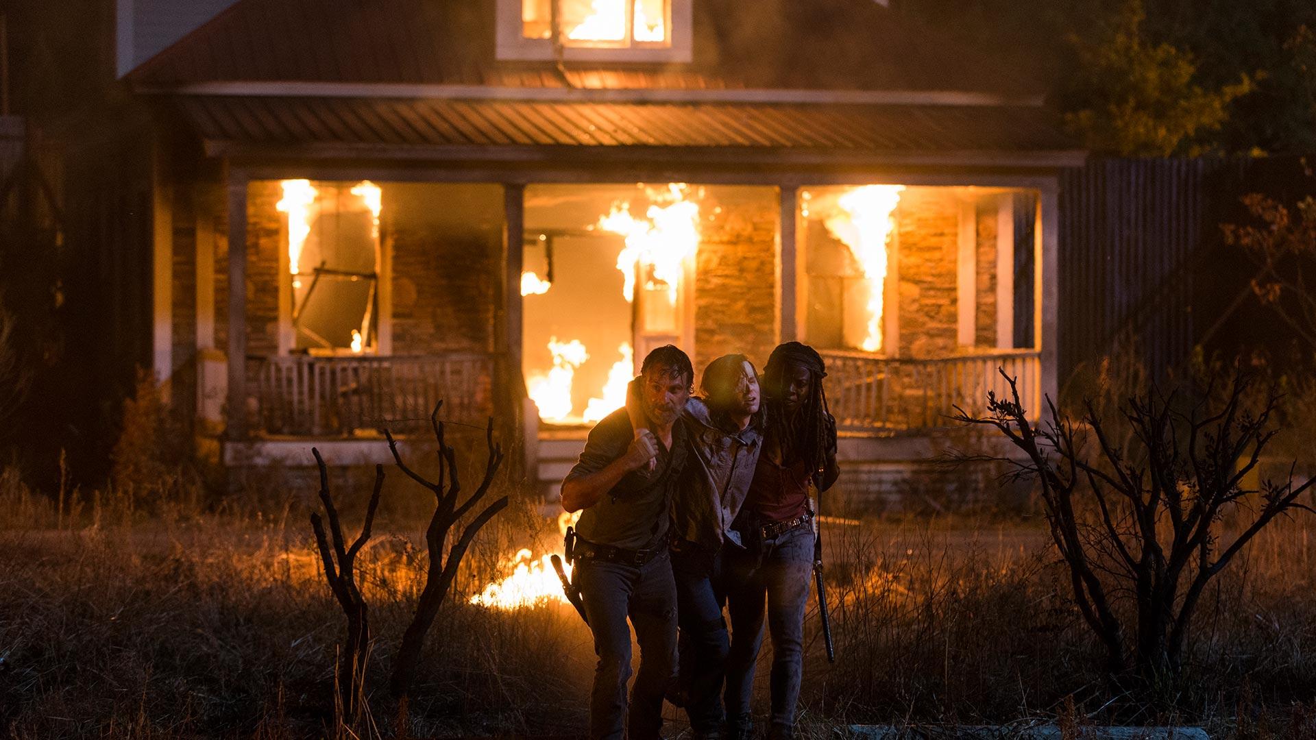Lịch phát sóng, Lịch chiếu The Walking Dead – Xác sống mùa 8