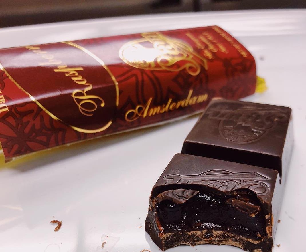 Bất ngờ với lợi ích từ việc ăn chocolate mỗi ngày
