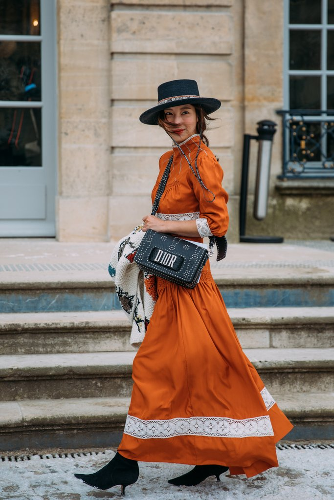 Những khoảnh khắc street style đẹp nhất Paris FW Fall 2018